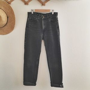 505 High rise Levi jeans